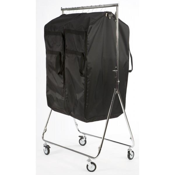 Saco portaropa envalux todo para el transporte de for Porta ganchos de ropa